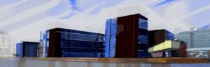 Commercial Building 3D Visualisation Online