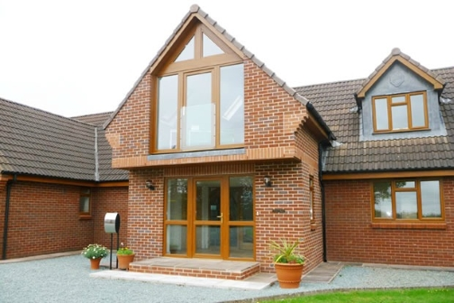 double storey extension drawings online