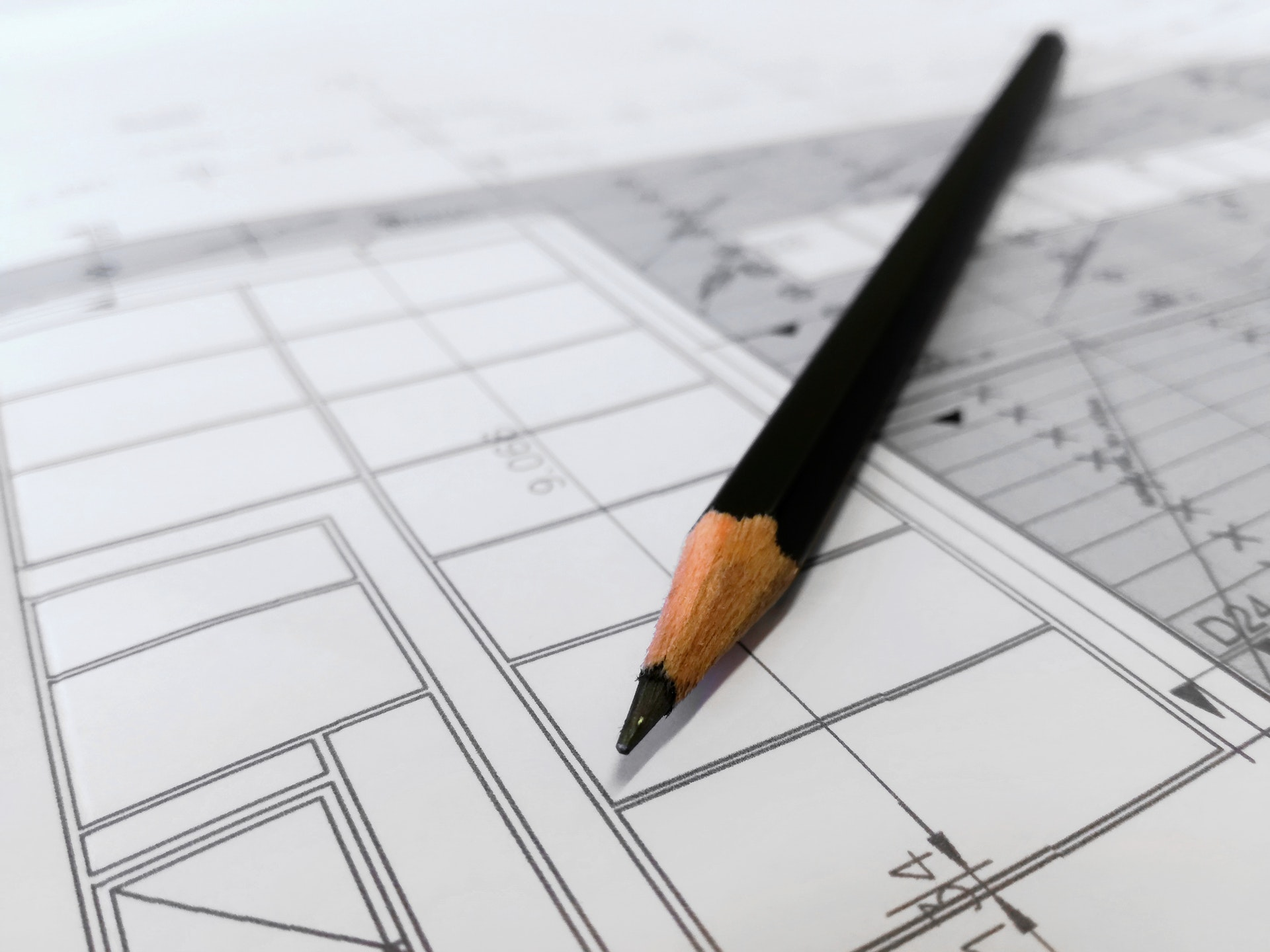 Planning drawings being created